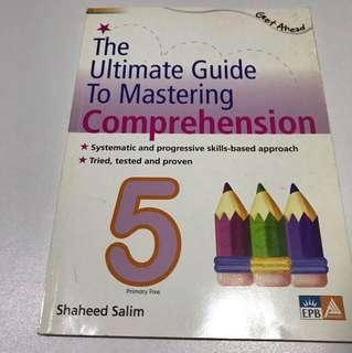 mastering comprehension Pr5
