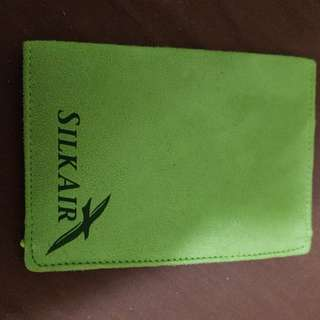 Passport Cover -SilkAir