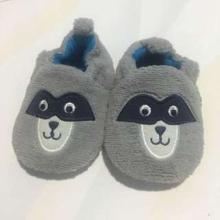 Pitter Pat Baby Boy Shoes (used only once)