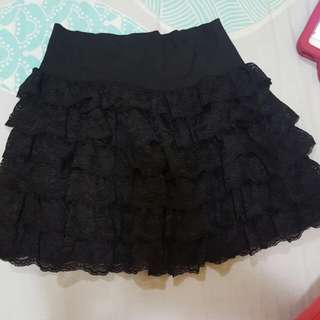 Lace skirt 7-8y