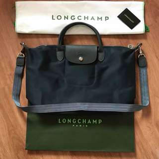 Authentic longchamp neo small & medium
