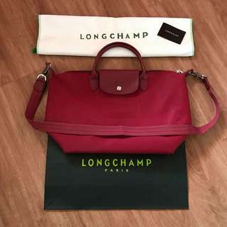 Authentic longchamp neo small & medium