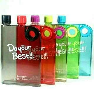 Memo Bottle Do Your Best