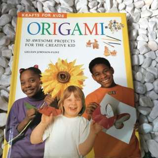 Origami : 30 Awesome Projects for the Creative Kid