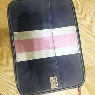 Jack Wills laptop bag macbook bag 電腦袋 13'