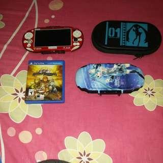 Ps Vita 2000(slim) set