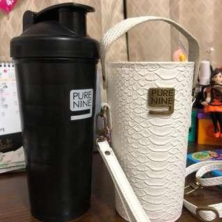 PURE NINE 水壺