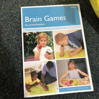 Brain games with children