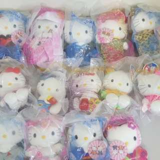Hello Kitty McDonald Pair Dolls