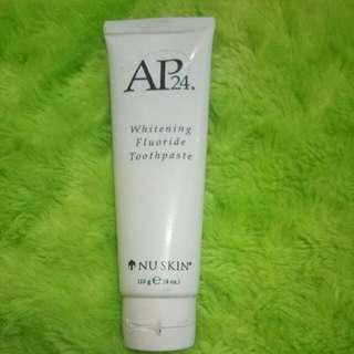 Free Ongkir Jabodetabek! Nu skin AP24 Whitening Fluoride Toothpaste