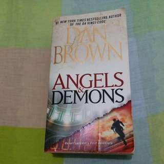 Angels & Demons by Dan Brown