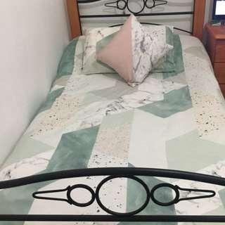 Bed frame - King Single