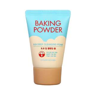 ⚜️ BAKING POWDER DEEP CLEANSING FOAM