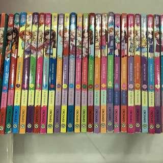 Secret Kingdom Series (30 books)