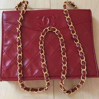 Vintage Chanel Chain Bag