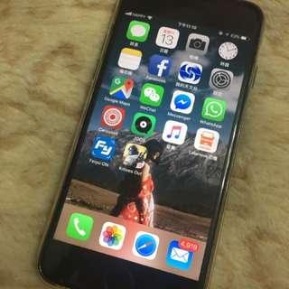 iphone7 black 128g