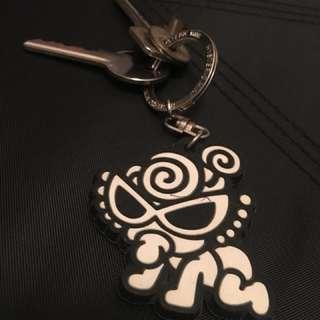 Hysteric mini 鎖匙扣
