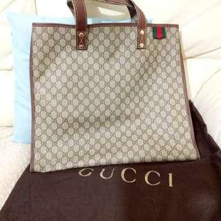 Gucci 超大袋