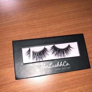 TheLushhCo lashes (Lovell)