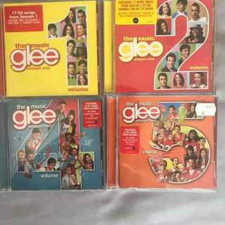 Glee Audio CDs