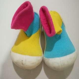 Preloved Attipas Baby Shoe