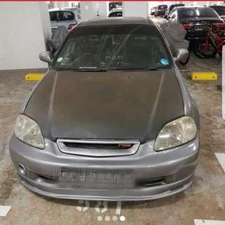 Honda Civic 1.6 Manual EK4(SIR) - Best deal