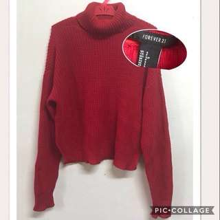 LOOKING FOR: FOREVER 21 KNITTED SWEATER