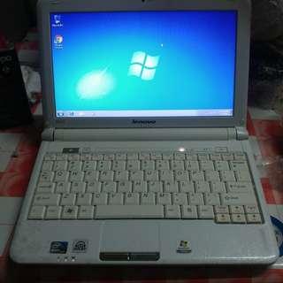 95% new Lenovo s10-2 mini laptop (10.1inch/1g ram/169gb hdd)