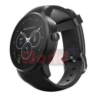 Smartwatch 2017 SIM support compatible with IOS Andriod - MTK2502C Water Resistant Heart Rate Monitor