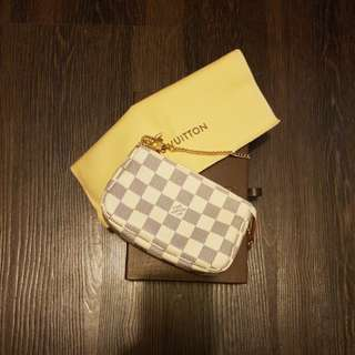 Louis vuittion chain bag