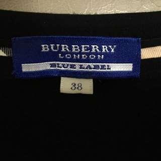 Burberry 外套 日本 blue laber