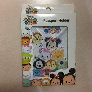 DISNEY TSUM TSUM PASSPORT HOLDER