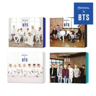MEDIHEAL x BTS Special Collaboration Box