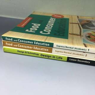 Lower Secondary Books