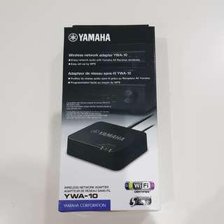 Yamaha wireless network adapter YWA-10