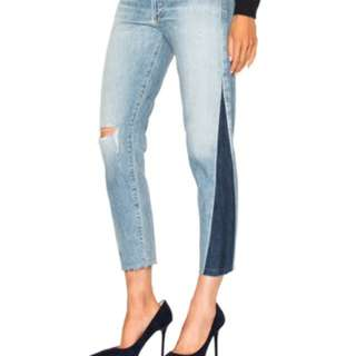 Aritzia Citizens of Humanity Liya Jeans