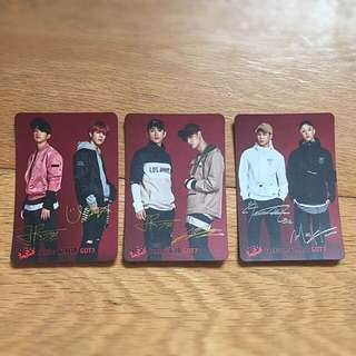 Got7 Yes Card