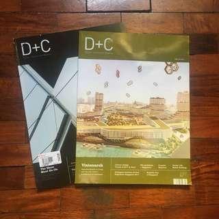 D+C Architectural Magazine