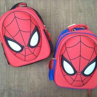 Spiderman School Bag #cny88