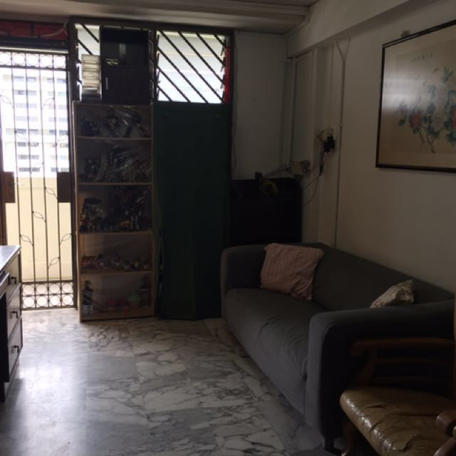2bedroom HDB for rent walking distance from Eunos mrt