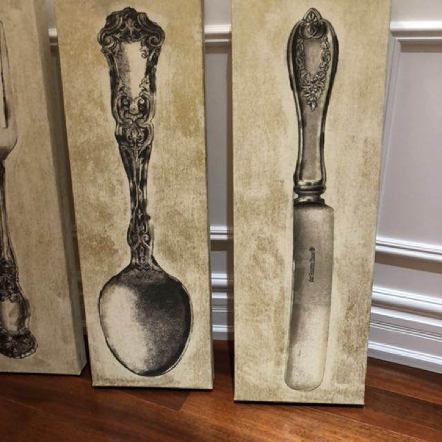 3 kitchen unique painting