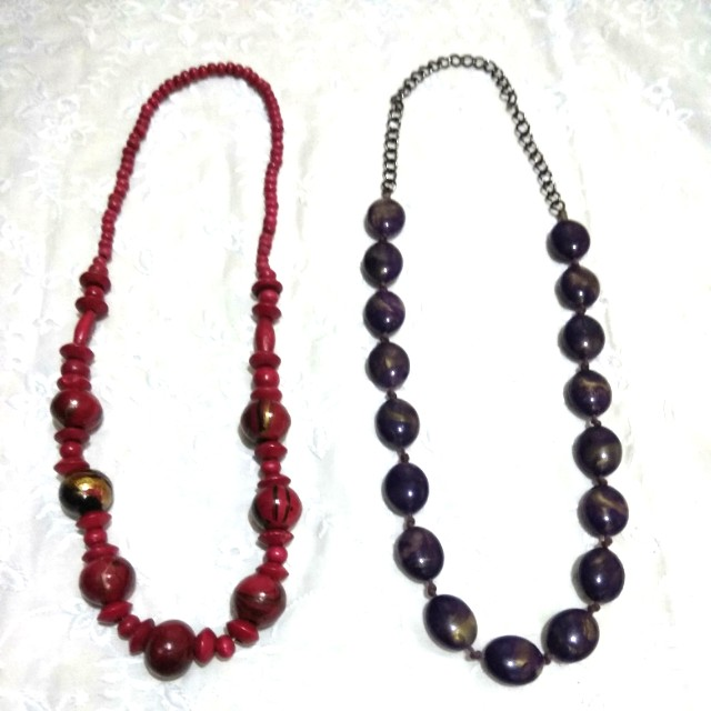 8pcs Kalung, take all Rp. 60,000