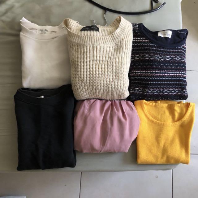 二手衣物合集