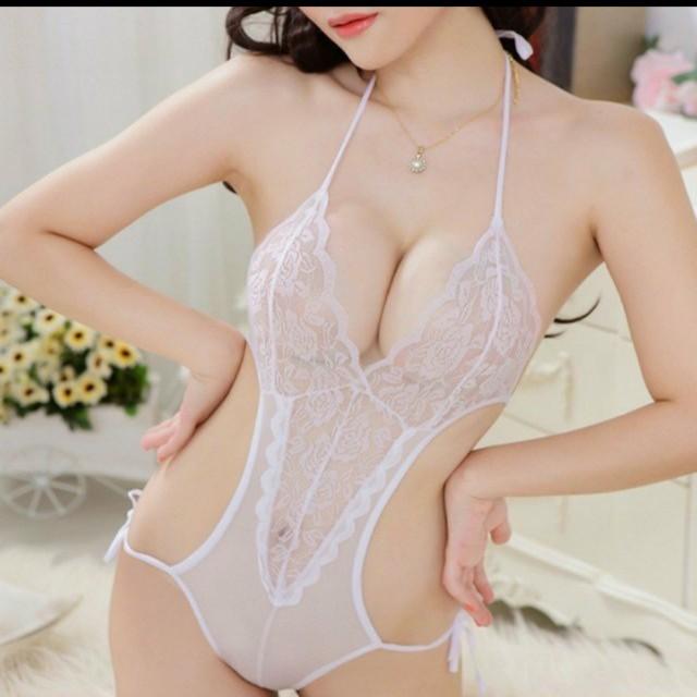 性感內衣(白)#旺旺一路發