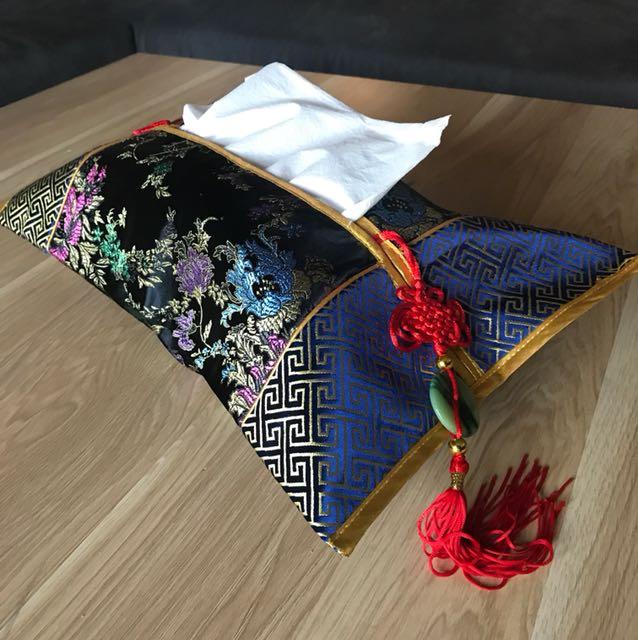 宮廷風面紙套