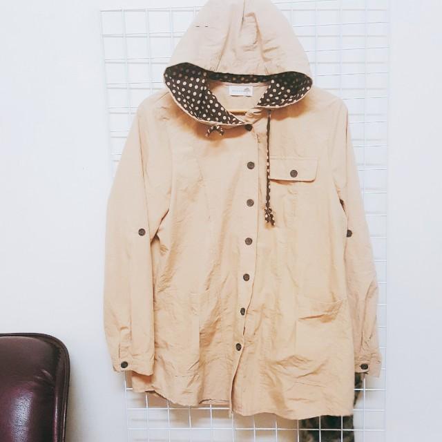日式文青外套