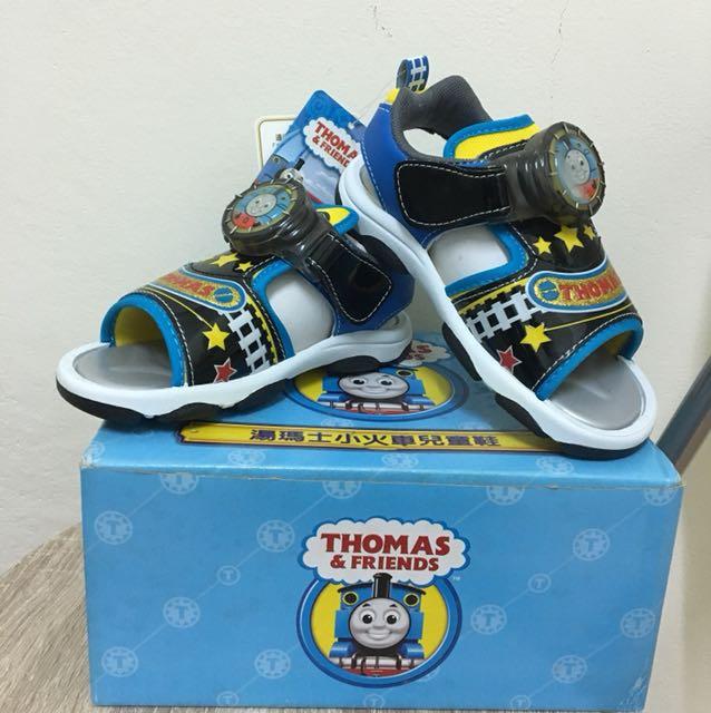 全新💝湯瑪士兒童涼鞋