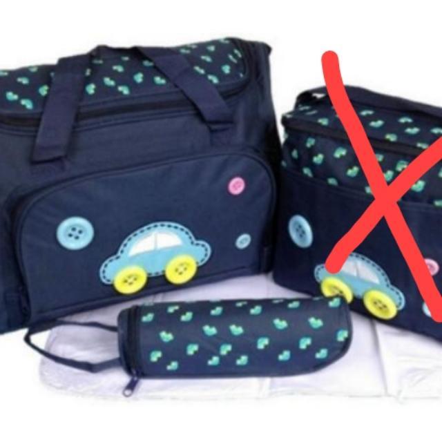 💙 DIAPER BAG / BABY BAG