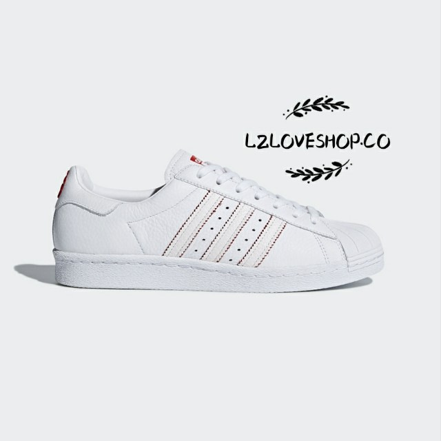 promo code 276db 8d68f Adidas Superstar 80s CNY Shoes, Men's Fashion, Footwear on ...