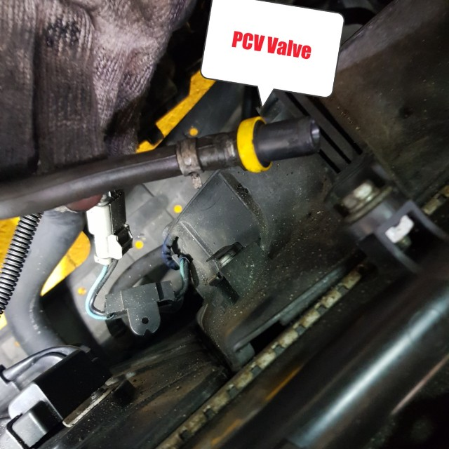 Alan Blog On Pcv Valve Pcv Pipe Honda Fit Jazz